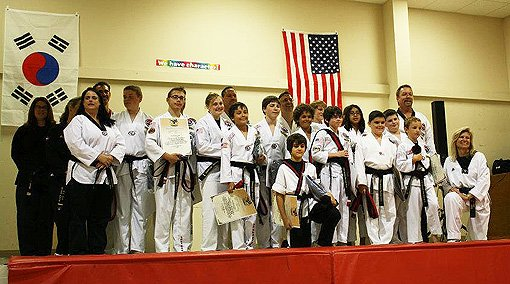 black belt testing ocean city
